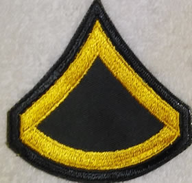 Private First Class Stripe